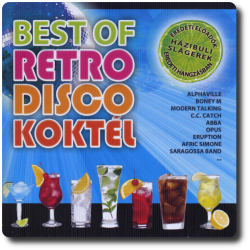 Retro Disco Cocktail 3