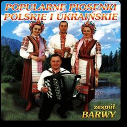 Zespół Barwy - Popularne...