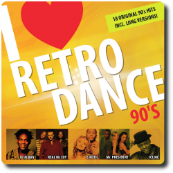 I Love Retro Dance 90's