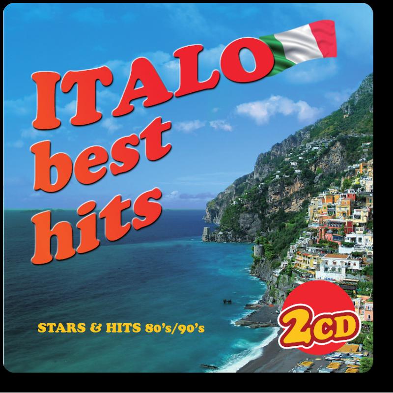 ITALO best hits - 2 CD