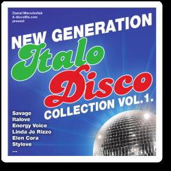 New Generation Italo Disco...
