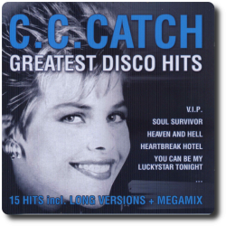 C.C. Catch - Greatest Disco...