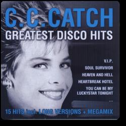 C.C. Catch - Greatest Disco...
