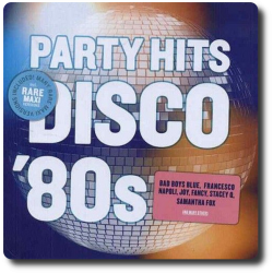 Disco '80s Party Hits