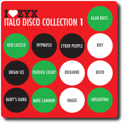 Italo Disco Collection 1 -...