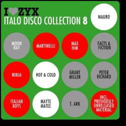 Italo Disco Collection 8 -...