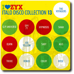 Italo Disco Collection 13 -...