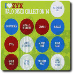 Italo Disco Collection 14 -...