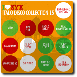 Italo Disco Collection 15 -...