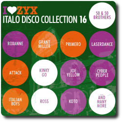 Italo Disco Collection 16 -...