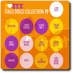 Italo Disco Collection 19 -...