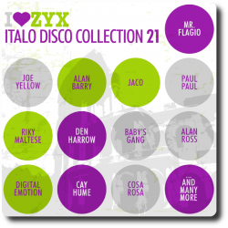 Italo Disco Collection 21 -...