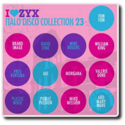 Italo Disco Collection 23 -...