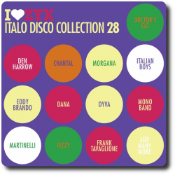 Italo Disco Collection 28 -...