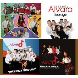 Alvaro - kompletna dyskografia